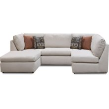 9F00-Sect Scottie Sectional