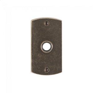 Convex Escutcheon - E30503 Silicon Bronze Brushed Product Image