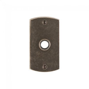Convex Escutcheon - E30503 Silicon Bronze Brushed Product Image