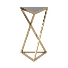 NK Loxias Black Marble Cocktail Table