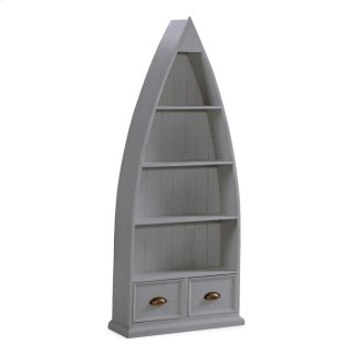 Slim Boat Bookcase