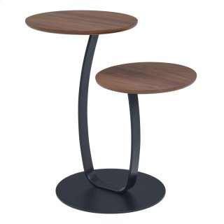 Clive KD End Table, Walnut