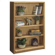 """Contemporary 48"""" Bookcase"""