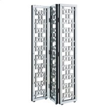 "3-Panel Room Divider Screen 72"" x 16"""