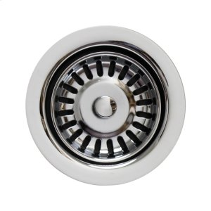 Waste Disposer Trim. Includes matching basket strainer. Product Image