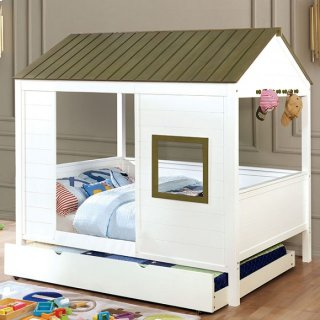 Cobin Full Size House Bed
