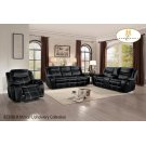 Motion Glider Reclining Loveseat Product Image