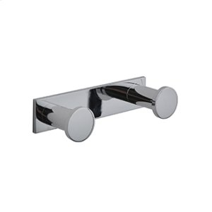 Essentials Contemporary Double Robe Hook Product Image