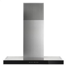 """Lustre Stainless 36"""" Recirculating Wall-Mount Canopy Hood"""