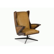 Boomerang Swivel Chair