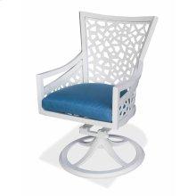 Barcelona Dining Swivel Rocker Chair