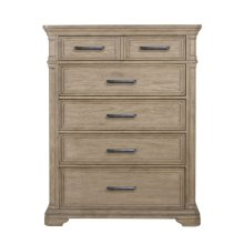 Monterey 5 Drawer Chest in Sandcastle Beige