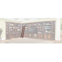 Corsica Library Ladder (only to be used with Parker House Library) Product Image