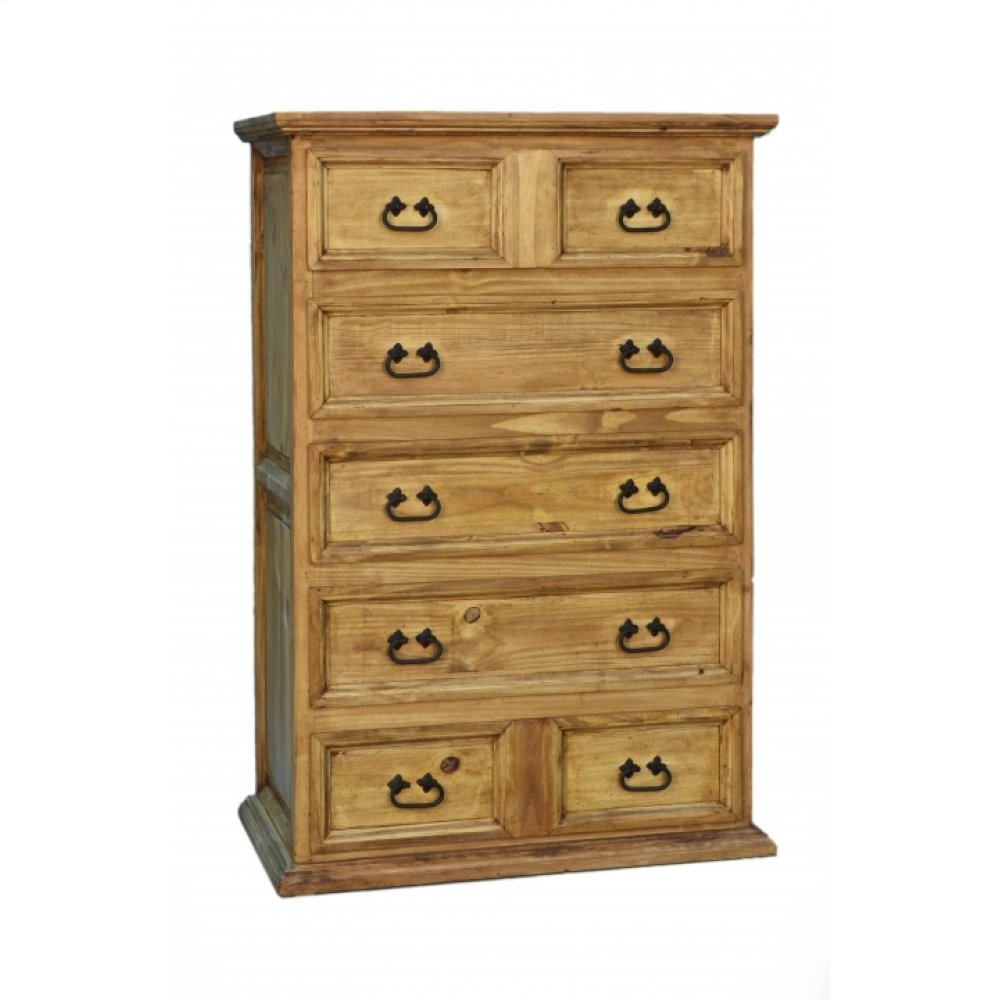 Traditional 5 Drawer Chest