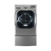9.0 cu. ft. Mega Capacity Electric Dryer w/ Steam Technology.  Sold as a Set.  (This is a Stock Photo, actual unit (s) appearance may contain cosmetic blemishes. Please call store if you would like actual pictures). This unit carries our 6 month warranty, MANUFACTURER WARRANTY and REBATE NOT VALID with this item. ISI 34645