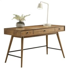 Writing Desk with Three Functional Drawers