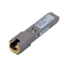 10GBase-T RJ-45 SFP+ Module 30M over CAT 6a/7 Cable