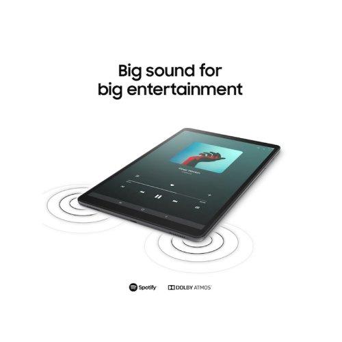 Galaxy Tab A 10.1 (2019), 32GB, Black (Wi-Fi)
