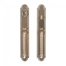 """Corbel Arched Entry Set - 3"""" x 19"""" Silicon Bronze Brushed"""