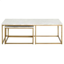 Carrera Nesting Coffee Table