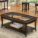 Annandale - Rectangular Coffee Table - Dark Mahogany Finish Product Image