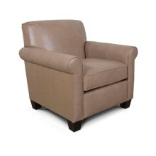 Angie Leather Chair 4634LS