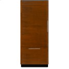 """Jenn-Air® 36"""" Fully Integrated Built-In Bottom-Freezer Refrigerator (Left-Hand Door Swing), Panel Ready Product Image"""