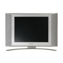 """Philips Flat TV 15PF9936 15"""" LCD HDTV monitor with Crystal Clear III"""