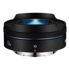 10mm f3.5 Fisheye Lens (Black)