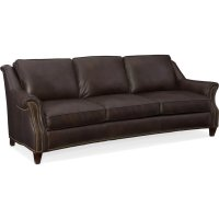 Bradington Young Reinsman Stationary Sofa 8-Way Tie 638-95 Product Image