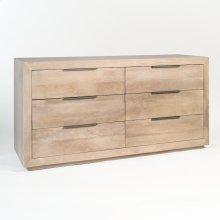 Holden Six Drawer Dresser