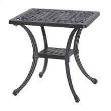 """Michigan 21"""" Square End Table"""