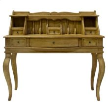 Natural Antique Writing Desk
