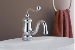 THAMES Monoblock Bathroom Faucet Product Image