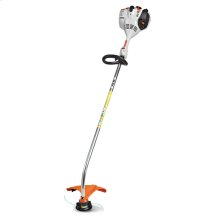 A fuel-efficient, low-emission trimmer with Easy2Start™ and an elongated shaft for taller users.