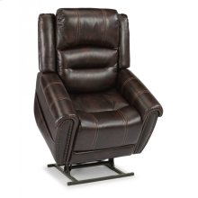 Oscar Fabric Power Lift Recliner with Power Headrest