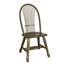 Sheaf Back Side Chair - Oak
