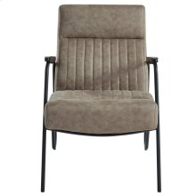 Parador Accent Chair in Vintage Brown