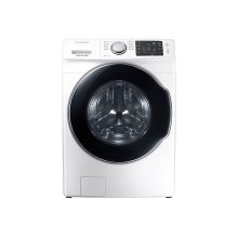 4.5 cu. ft. Front Load Washer in White