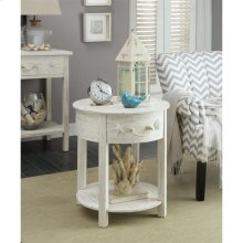 1 Drw Accent Table
