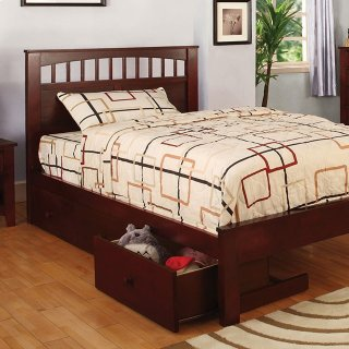 Full-Size Carus Bed