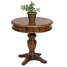Windsor Round End Table