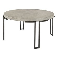 Sierra Heights Round Dining Table