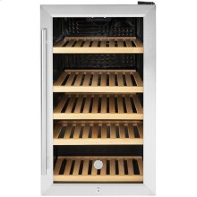 GE® Beverage Center  (This is a Stock Photo, actual unit (s) appearance may contain cosmetic blemishes. Please call store if you would like actual pictures). This unit carries A ONE YEAR MANUFACTURER WARRANTY. REBATE NOT VALID with this item. ISI 34129GH