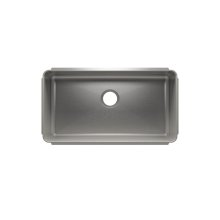 "Classic 003213 - undermount stainless steel Kitchen sink , 30"" × 16"" × 10"""