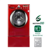 3.7 cu.ft. Large Capacity Front Load Washer with Dual LED Display