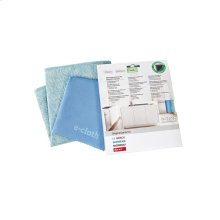 Microfiber E-Cloths (set of 2) 00466148