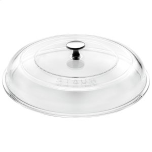 Staub Cast Iron 11-inch Glass Lid domed made of glass Product Image