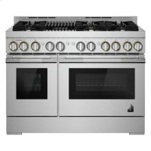 """48"""" RISE™ Gas Professional-Style Range with Infrared Grill, RISE"""