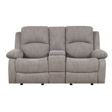 Manual Reclining Loveseat with Console ***While Supplies Last!***